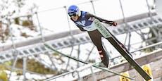 Nach Sturz: Not-OP bei Skispringerin Eva Pinkelnig