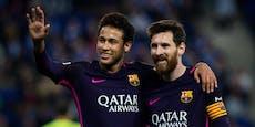 Neymar fordert von PSG die Messi-Verpflichtung