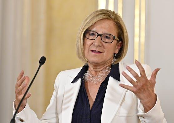 Niederösterreich: Landeshauptfrau Johanna Mikl-Leitner (ÖVP)