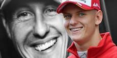 Mick Schumacher verrät seinen Traum in der Formel 1