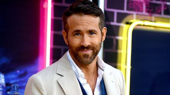 """Hollywood-Star Ryan Reynolds verzichtet gerne auf eine eigene Straße: """"Damit hätten meine Brüder viel zu viel Spaß."""""""