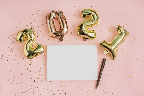 Mit Annäherungszielen klappt das Umsetzen von Neujahrsvorsätzen besser.
