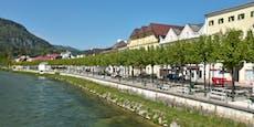 Deutsche Zeitung erklärt Bad Ischl zur Corona-Hochburg