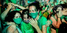 Neues Gesetz: Argentinien legalisiert Abtreibung