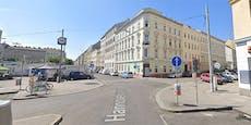 Fußgängerin und Hund von Auto in Wien schwer verletzt