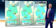 ZDF-Wettermoderator beendet live im TV seine Karriere