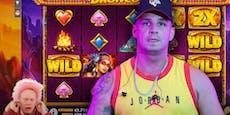 Im Livestream: Pietro verzockt 6.000 Euro im Casino