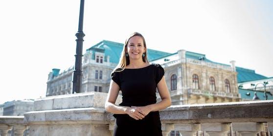 Früher war sie für die Ausrichtung des Opernballs verantwortlich. Mittlerweile sitzt Maria Großbauer für die ÖVP im Nationalrat.