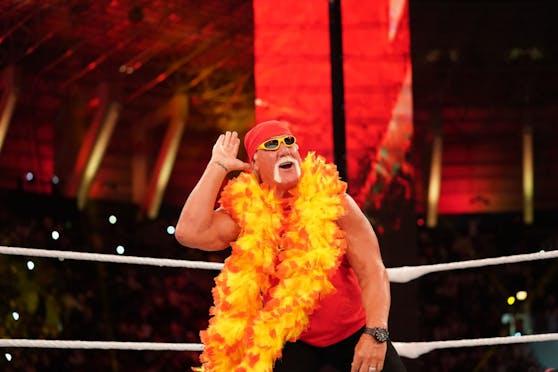 Hulk Hogan kehrt am 4. Jänner zur WWE zurück
