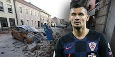 Kroatien-Star lässt Erdbeben-Opfer in sein Hotel