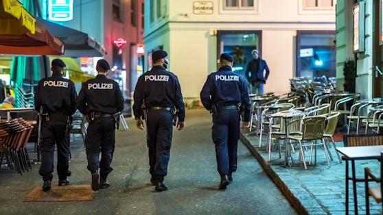 Die Polizei wird zu Silvester verstärkt kontrollieren.