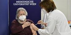 Anschober berichtet, wie es den geimpften Personen geht
