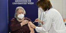 Großer Ansturm auf Impfdosen für Altersheime