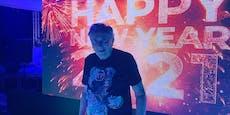 So tanzte Richard Lugner ins neue Jahr
