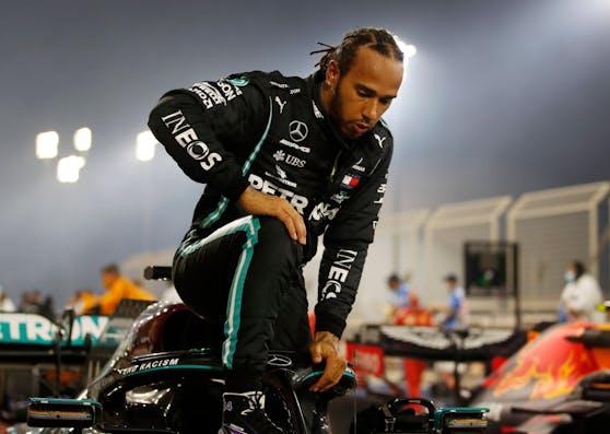 Weltmeister Lewis Hamilton