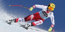 Knie komplett kaputt! Ski-Star Ortlieb fällt lange aus