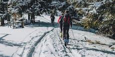Nicht genug Lungenmaschinen: Ärzte warnen vor Skitouren