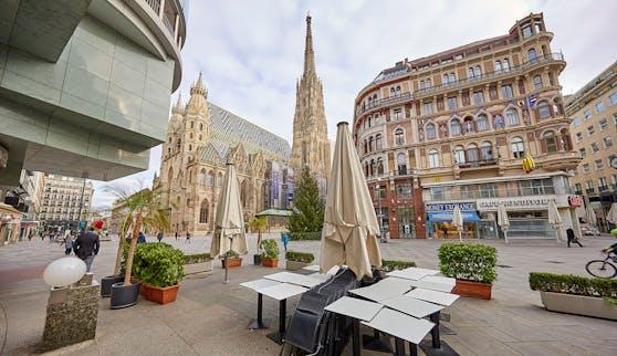 Läuft alles nach Plan, wird Wien bald wieder so leer aussehen.