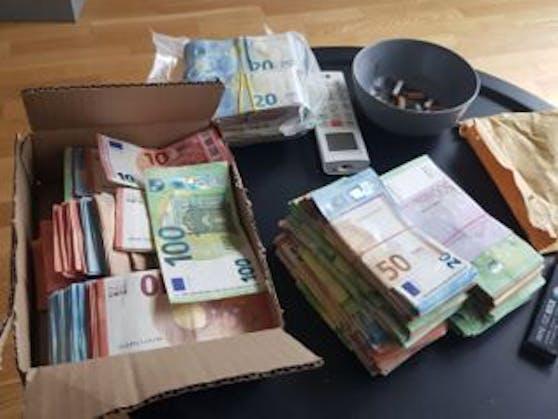 Der Polizei gelang im Sommer eine harter Schlag gegen die Suchtmittelkriminalität in NÖ und Wien