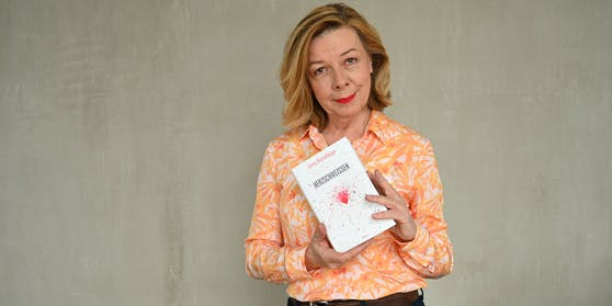 """Conny Bischofberger präsentiert am Sonntag ihren Roman """"Herzschweißen""""."""