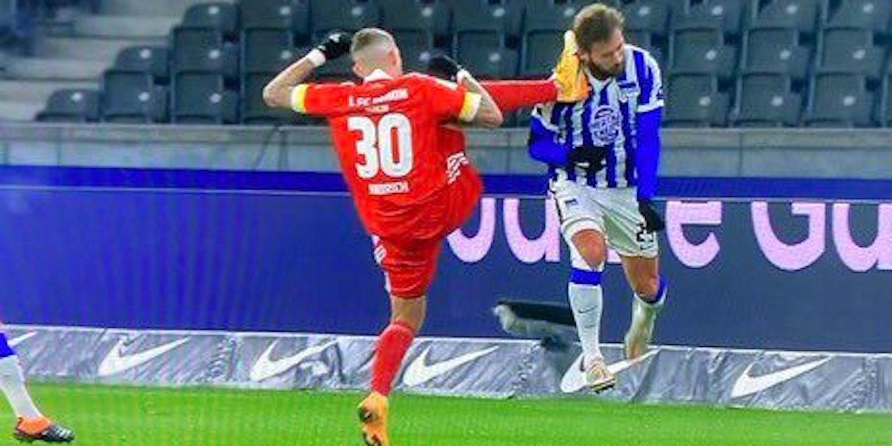 Fußball Heute Hertha