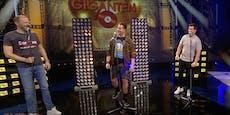 Video: Hier blamiert sich Gabalier live in TV-Show
