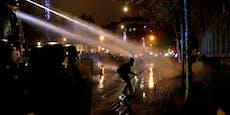 42 Menschen bei Demo in Frankreich verhaftet