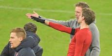 Darüber diskutierten Müller und Nagelsmann nach 3:3