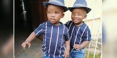 2-jährige Zwillinge ertrinken gemeinsam im Pool