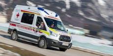 Mit 2,72 Promille Ärzte und Polizisten bedroht