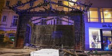 Christkindlhütte brannte, zwei Verdächtige ausgeforscht