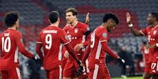 """Drecksball, Alter!"" Bayern-Star beleidigt Teamkollegen"