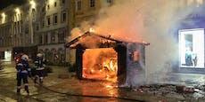 Brandanschlag? Kinder-Briefe ans Christkind gerettet