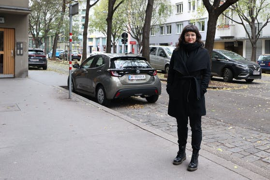 Fabiola E. (23) rettete Mann (58) in Wien-Landstraße das Leben.