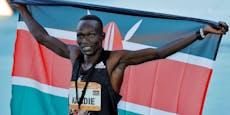 Weltrekord im Halbmarathon mit Fabelzeit geknackt