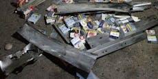 Explosion bei Supermarkt riss Wiener aus dem Schlaf