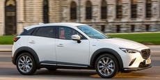 Mehr Ausstattung für den neuen Mazda CX-3 Jahrgang