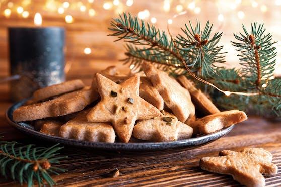 Selbstgebackene Kekse gehören zur Vorweihnachtszeit dazu.