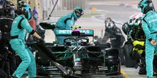 Mercedes erklärt: So kam es zum Reifen-Drama von Sakhir