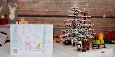 Lego erweckt die Zeichnungen deiner Kinder zum Leben