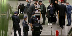 Drogen, Waffen, Verletzte – die Polizeiakte Flughafen