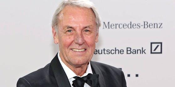 Jörg Wontorra konnte das Spital schon wieder verlassen.
