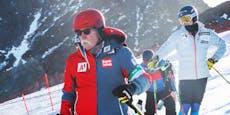 Hirscher-Papa will mit dem Enkerl Skifahren gehen