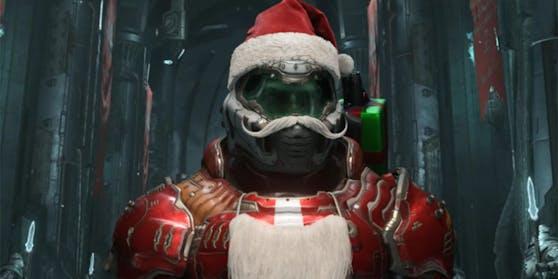 """""""Doom Eternal"""": Update 4, """"Thanksgibbing""""-Event und Let's-Play mit Game Director Hugo Martin."""