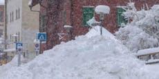 Heftige Unwetter in Italien fordern zwei Tote