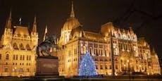 Ungarn verlängert Lockdown bis 11. Jänner