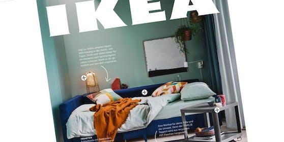 Der Ikea-Katalog wird eingestellt.