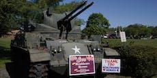 Ausgaben für Waffen steigen weiter – USA an der Spitze