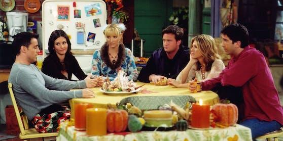 "Die Kultserie ""Friends"" feiert ihr Comeback."