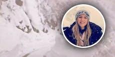Hier flüchtet Melissa Naschenweng aus dem Schnee-Chaos
